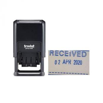 Trodat Printy 4750, Received Stamp