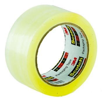 Scotch® Clear Packaging Tape 48mm * 100 Yards (91.4M)