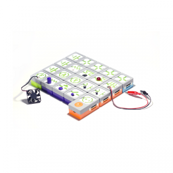 IQube - Smart Educational Kit for Learning Electricity