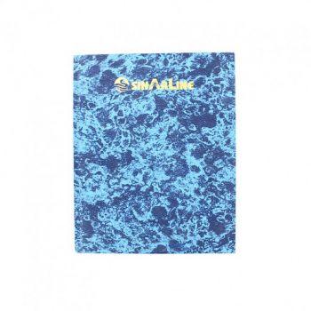 Sinarline Register Book 10x8 2QR 100 Sheets