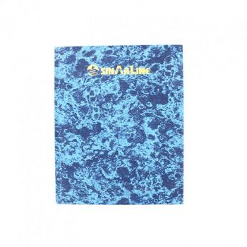 Sinarline Register Book 10x8 4QR 200 Sheets