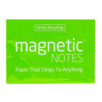 Tesla Amazing - Magnetic Notes - 100 Pages (S) Mint
