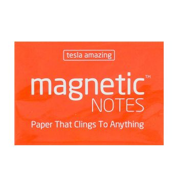 Tesla Amazing - Magnetic Notes - 100 Pages (S) Spring