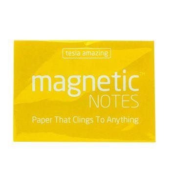 Tesla Amazing - Magnetic Notes - 100 Pages (S) Sunrise