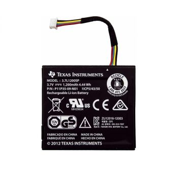 Texas Instruments Rechargeable Battery with Wire