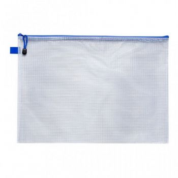 Ziper Bag A3 Mesh Bag, For Home And Office Use