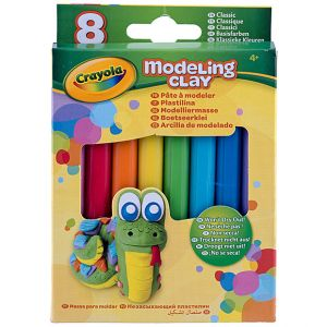 Crayola - 8 Modeling Clay Classic