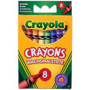 Crayola - 8 Assorted Crayons