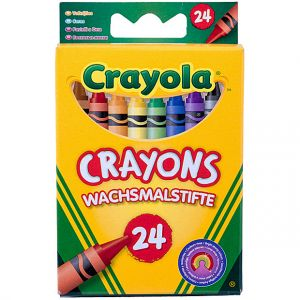 Crayola - 24CRAYONS