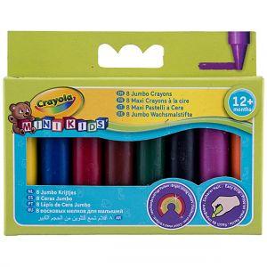 Crayola 8 Maxi Jumbo Crayons