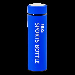 IBC Stainless Steel 500 ML Bottle -500ML, Blue , IBC-SSVR-500-F