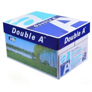 DoubleA A3 Paper 80gsm , 1 Box of 5 Reams of 500 sheets/ream