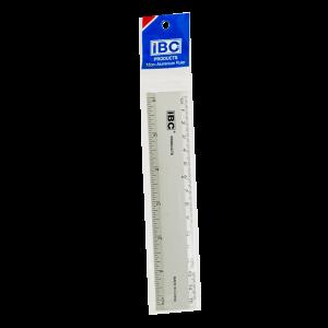 IBC Aluminum Ruler 15 CM