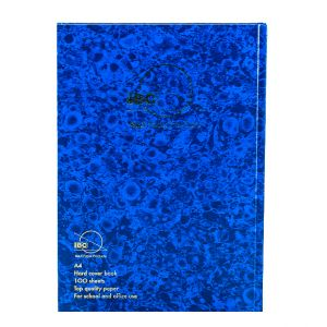 IBC Jaguar Hard cover Book, 100 Sheets, A4 (EIBC991101)