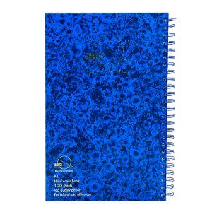 IBC Wire-o Jaguar Record Book, 100 Sheets, F4 (EIBC110117)