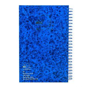 IBC Wire-o Jaguar Record Book, 150 Sheets, F4 (EIBC110118)