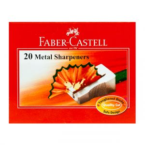 Faber Castell-FDC Pencil Sharpener (20Pcs)
