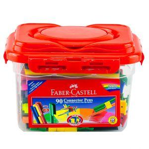 Faber Castell-Connector Pen Box set (90 Colors)