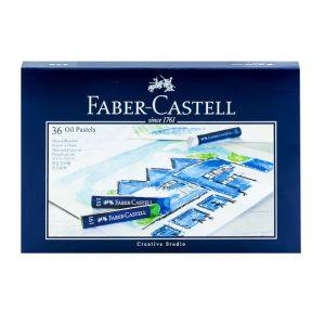 Faber Castell-Oil Pastel 36 Colors