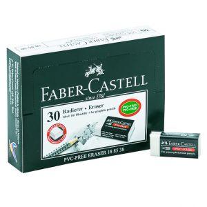 Faber Castell-Eraser Packet of 30 Pcs