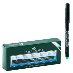 Faber Castell-Multimarker Permanent S (Black)