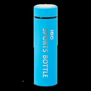 IBC Stainless Steel 500 ML Bottle -500ML, Light Blue , IBC-SSVR-500-F