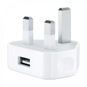 Apple MD812 5W USB Power Adapter - White