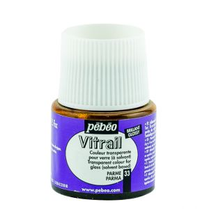 Pebeo Vitrail Parma Color for Glass 45ml