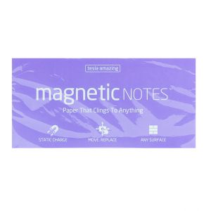 Tesla Amazing - Magnetic Notes - 100 Pages (L) Pearl