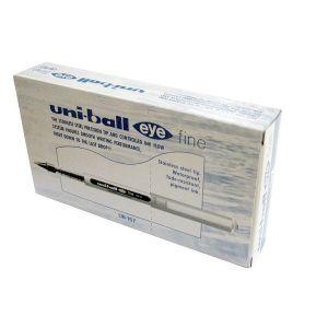 Uni-Ball Eye Fine Blue Pack of 12